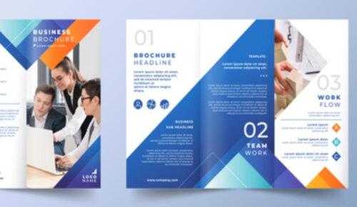 InDesign – Create a Brochure
